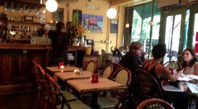 Photo of French Restaurant Le Grainne Cafe at 183 9th Ave, New York, NY 10011, United States