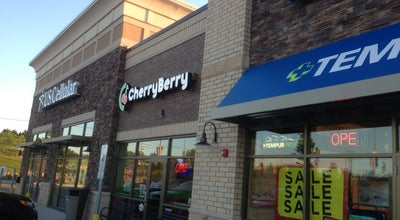 Photo of Ice Cream Shop CherryBerry Yogurt Bar at 2860 S Green Bay Rd, Mount Pleasant, WI 53406, United States