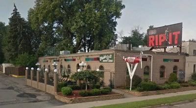 Photo of Italian Restaurant Vitale's at 834 Leonard St Ne, Grand Rapids, MI 49503, United States