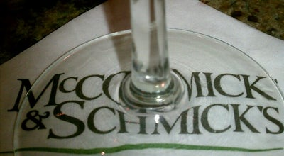 Photo of Seafood Restaurant McCormick's Fish House & Bar at 1659 Wazee, Denver, CO 80202, United States