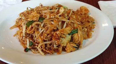 Photo of Thai Restaurant Thai Taste at 131 Matthews Station St, Matthews, NC 28105, United States