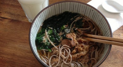 Photo of Japanese Restaurant Heno-Heno at Kantstr. 65, Berlin 10627, Germany