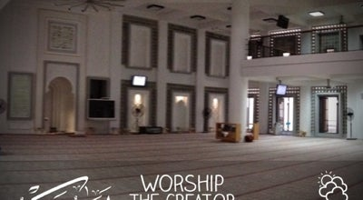 Photo of Mosque Masjid Al-Ikhlas at Jalan Lompat Pagar 13/37, Shah Alam 40100, Malaysia