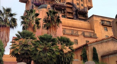 Photo of Theme Park Ride / Attraction Twilight Zone Tower of Terror at Hollywood Land, Anaheim, CA 92802, United States