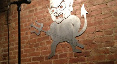 Photo of American Restaurant Laughing Devil Comedy Club at 4738 Vernon Blvd, Long Island City, NY 11101, United States