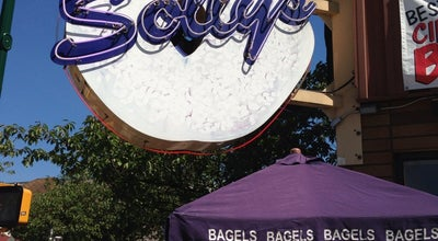 Photo of Bagel Shop Solly's Bagelry at 368 W 7th Ave, Vancouver, Br V5Y 1M4, Canada