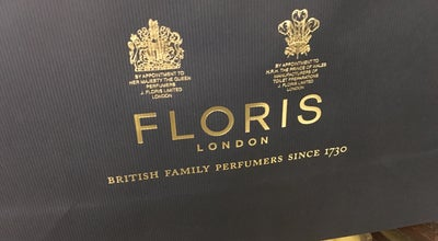 Photo of Miscellaneous Shop Floris at 89 Jermyn St, London SW1Y 6JH, United Kingdom