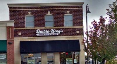 Photo of American Restaurant Badda Bing's at 13951-14199 W Laraway Rd, New Lenox, IL 60451, United States