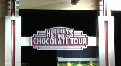 Photo of Factory Hershey Chocolate Factory at 19 E Chocolate Ave, Hershey, PA 17033, United States