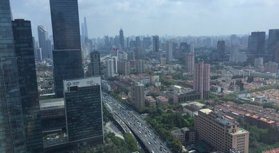 Photo of Building Wheelock Square | 会德丰广场 at 1717 W Nanjing Rd, Shanghai, Sh 200040, China