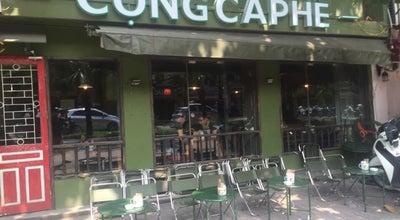 Photo of Cafe Cộng Càphê Trần Huy Liệu at 101 C6 Trần Huy Liệu, Hanoi, Vietnam