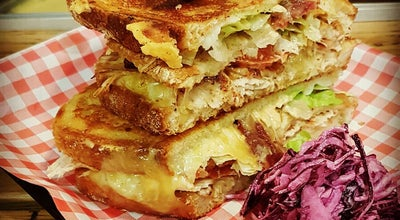 Photo of Restaurant Northern Soul • Grilled Cheese at Church Street, Manchester M4 1PN, United Kingdom