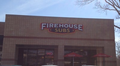 Photo of Sandwich Place Firehouse Subs at 14948 Manchester Rd, Ballwin, MO 63011, United States