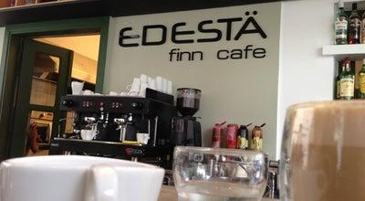 Photo of Cafe Edestä by Fin Cafe at Ηρώων Πολυτεχνείου 34, Ρόδος 851 00, Greece