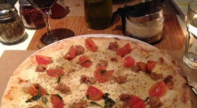 Photo of Pizza Place Ribalta at 48 East 12th Street, New York, NY 10003, United States