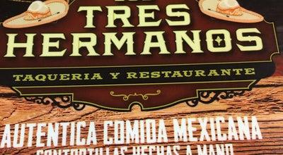 Photo of Mexican Restaurant Taqueria Los Tres Hermanos at 7456 Van Nuys Blvd, Van Nuys, CA 91405, United States