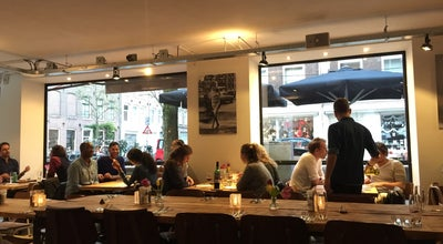 Photo of Bistro Venster 33 at Eerste Van Der Helstraat 33, Amsterdam, Netherlands