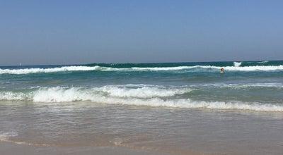 Photo of Beach Hasharon Beach - חוף השרון at Herzliyya, Israel