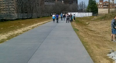 Photo of Trail Atlanta BeltLine Corridor over Ralph McGill at Atlanta Beltline Corridor, Atlanta, GA 30306, United States