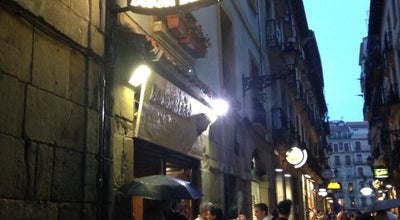 Photo of Tapas Restaurant Borda Berri at Fermin Calbeton, San Sebastián, Spain