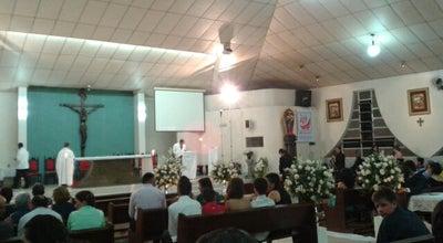 Photo of Church Paróquia Nossa Senhora do Perpétuo Socorro at R. Pio Xii, Cascavel, Brazil