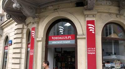 Photo of Bookstore Dedalus.pl at Chmielna 20, Warszawa, Poland