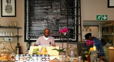 Photo of Mediterranean Restaurant Daleahs at 6 De Beer St., Johannesburg 2001, South Africa