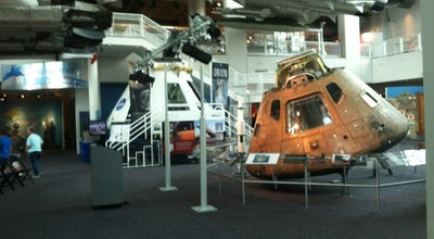 Photo of Museum Virginia Air & Space Center at 600 Settlers Landing Rd, Hampton, VA 23669, United States