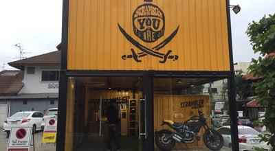 Photo of Motorcycle Shop Ducati Chiangmai (ดูคาติ เชียงใหม่) at 14/1 Nimmana Haeminda Lane 9, Mueang Chiang Mai 50200, Thailand
