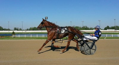 Photo of Casino Hoosier Park Racing & Casino at 4500 Dan Patch Cir, Anderson, IN 46013, United States