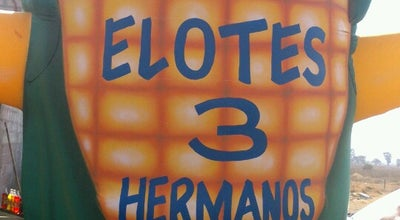 Photo of Mexican Restaurant Elotes los 3 Hermanos at Camino De Terraceria, Ojo De Agua, Mexico