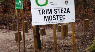 Photo of Trail Trim steza Mostec at Slovenia