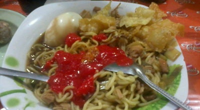 Photo of Ramen / Noodle House Bakso Palace at Depan Ktr Dewan, Bitung, Indonesia