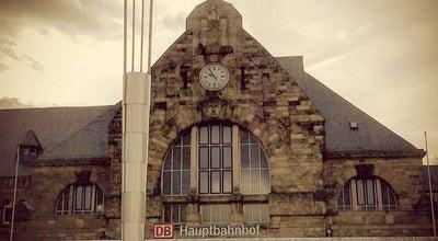Photo of Bus Stop H Hauptbahnhof at Bahnhofspl., Aachen 52064, Germany