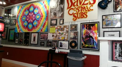Photo of Sandwich Place Dave's Cosmic Subs at 515 Abbe Rd N, Elyria, OH 44035, United States