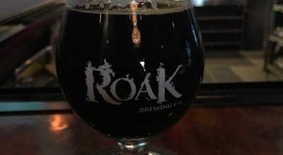 Photo of Brewery Roak Brewing Co. at 330 E Lincoln Ave, Royal Oak, MI 48067, United States