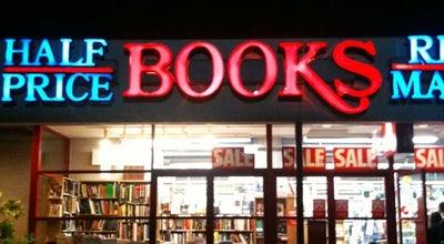 Photo of Bookstore Half Price Books at 15600 Ne 8th St, Bellevue, WA 98008, United States