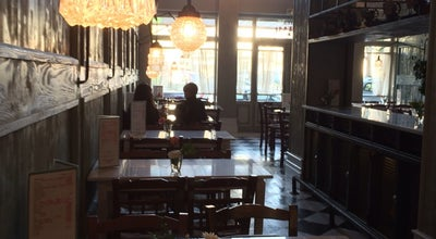 Photo of Cafe Μασάλι at Πλατεία Αρχιεπισκόπου Χρυσάνθου 39, Κομοτηνή 691 32, Greece