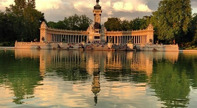 Photo of Park Parque del Retiro at Pl. De La Independencia, 7, Madrid 28014, Spain