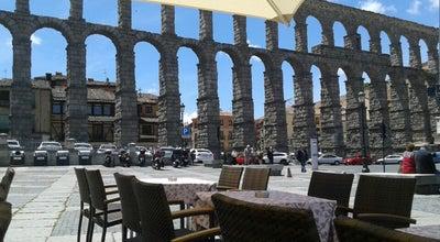 Photo of Spanish Restaurant Restaurante Casares Acueducto at Av. Padre Claret, 12, Segovia 40001, Spain