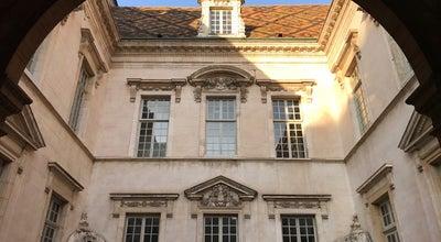 Photo of Historic Site Hôtel de Vogüé at 8 Rue De La Chouette, Dijon 21000, France