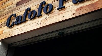 Photo of Bar Cafofo Pub at R. Nelson Mandela, 100, Ljs.105/106, Rio de Janeiro 22260-005, Brazil