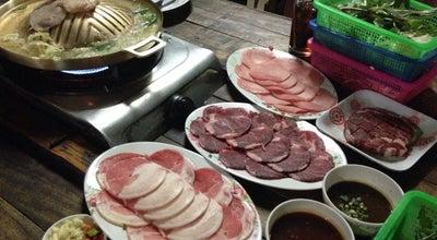 Photo of BBQ Joint กระทะทองโคขุนโพนยางคำ at เมือง, Thailand