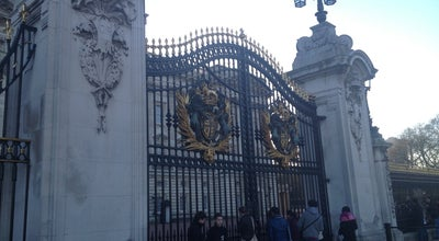 Photo of Monument / Landmark Buckingham Palace Gate at The Mall, London, United Kingdom