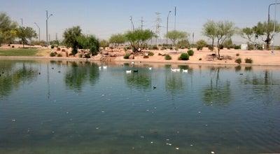 Photo of Park Avondale Friendship Park at 12325 W. Mcdowell Rd., Avondale, AZ 85323, United States