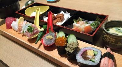 Photo of Sushi Restaurant 回転寿司 鮮 一宮店 at 愛知県一宮市大和町宮地花池下り松39, Japan