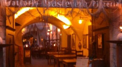 Photo of Italian Restaurant Trastevere at Widmanngasse 30, Villach 9500, Austria