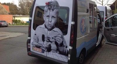 Photo of Ice Cream Shop Glace Jozef Bvba at Onafhankelijkheidsstraat 114, Edegem 2650, Belgium