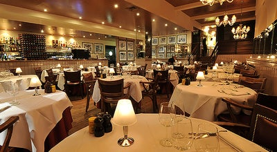 Photo of Steakhouse Marco Pierre White Steak & Alehouse at 109-117 Middlesex St, London E1 7JF, United Kingdom