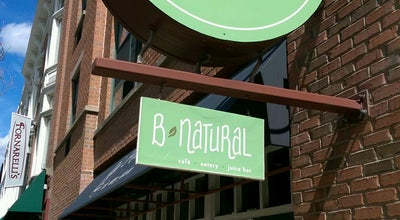 Photo of Juice Bar B-Natural! (formerly Woodland Coffee & Tea) at 97 Orange St, New Haven, CT 06510, United States